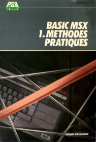 msx basic methode pratique